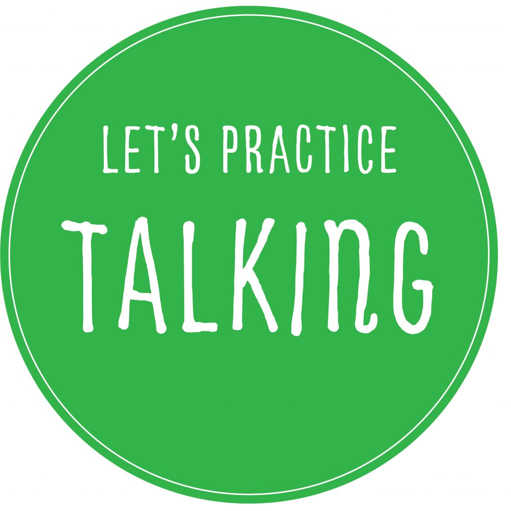 Let's Practice Talking