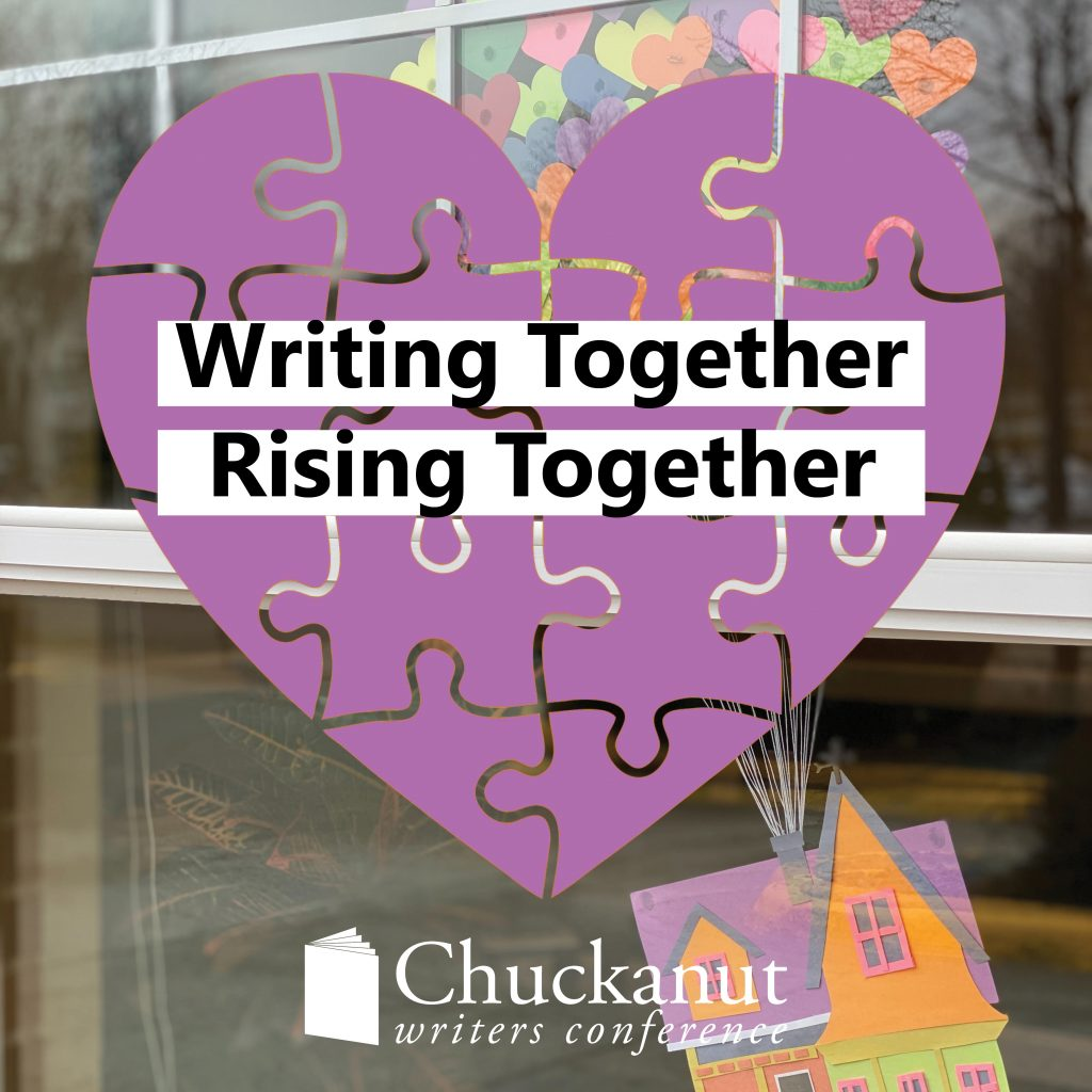 Chuckanut Writers Conference logo