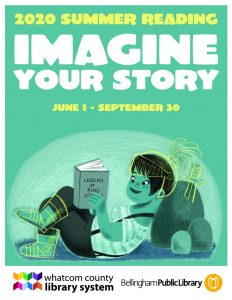 Imagine your story. Summer Reading 2020 details coming soon. June 1 through September 30, 2020