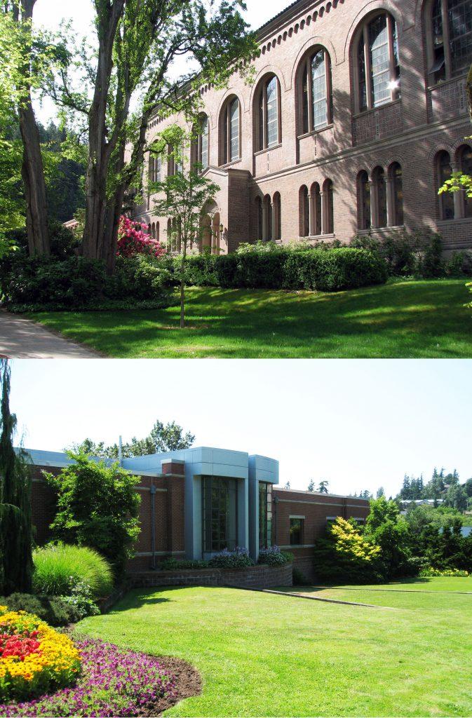 Western Washington University buildings