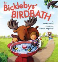 The Bickleby's Birdbath by Andrea Perry