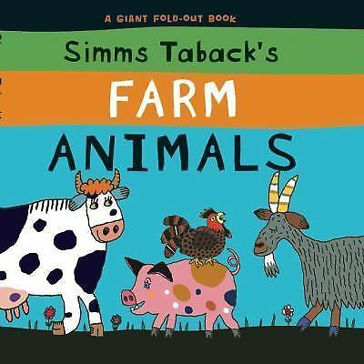 Farm Animals by Simms Taback