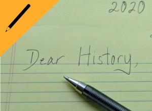 dear history logo