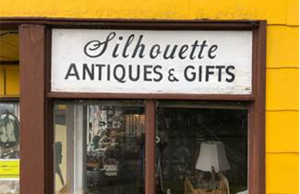 photo of Silhouette Antiques and Gifts storefront