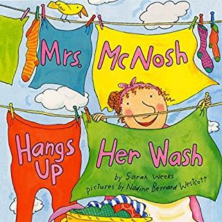 Mrs. McNosh by Sarah Weeks
