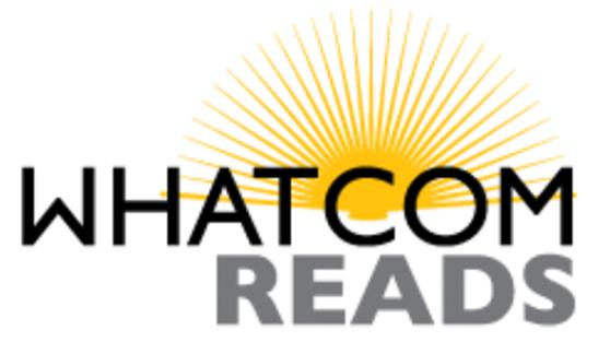 Whatcom Reads logo