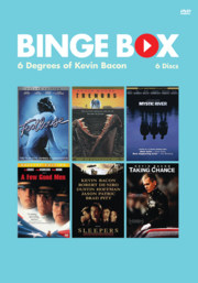 Binge Box Cover: 6 degrees of Kevin Bacon