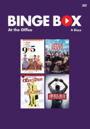 Binge Box Cover: at the office