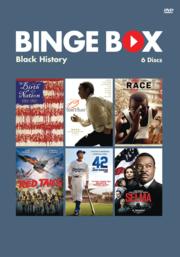 Binge Box Cover: Black history