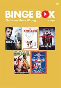 Binge Box Cover: Christmas gone wrong
