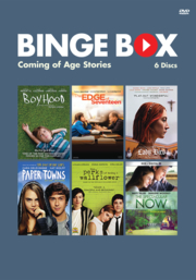 Binge Box Cover: coming of age stories