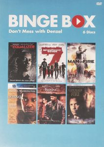 Binge Box Cover Don't Mess with Denzel