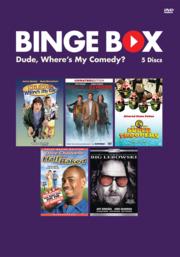 Binge-Box-Cover Dude where's my comedy