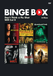 Binge Box Cover Image: Flu Shot