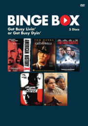 Binge-Box-Cover Get busy livin' or get busy dyin'