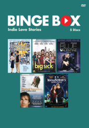 Binge-Box-Cover Indie love stories