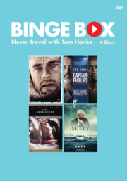 Binge-Box-Cover Never Travel with Tom Hanks