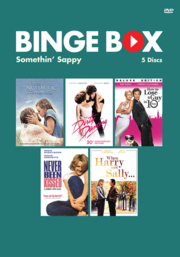 Binge Box Cover: Somethin' Sappy