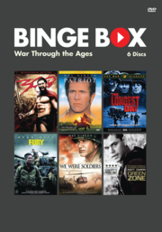 Binge Box Cover: War through the ages