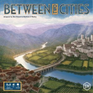 Board Games Cover: Between Two Cities