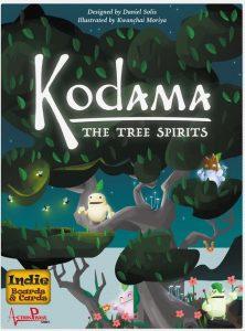 Board Game Cover: Kodama