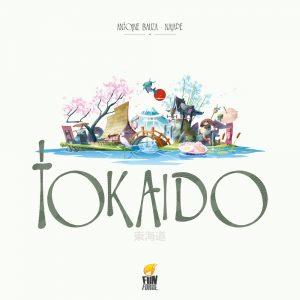 Board Game Cover: Tokaido
