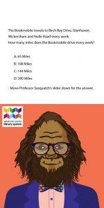 Professor Sasquatch Trivia Question