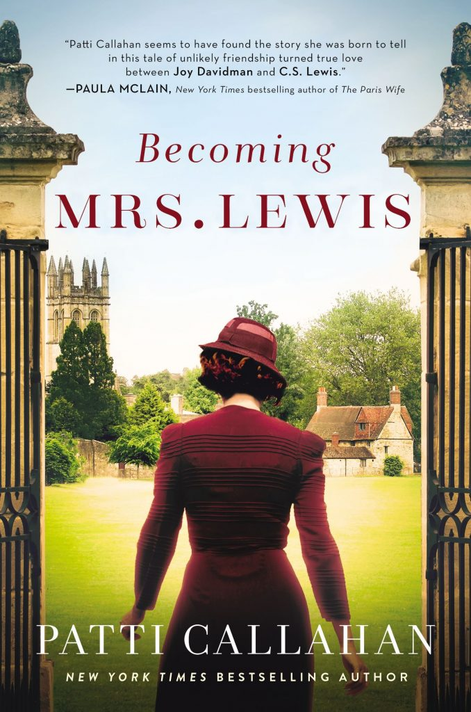 Becoming Mrs. Lewis by Patti Callahan