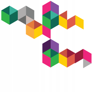 Image of colored blocks