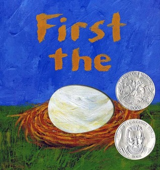 First The Egg by Laura Vaccaro Seegar