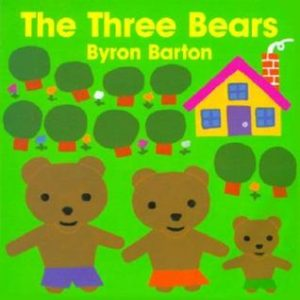 The Three Bears by Byron Barton
