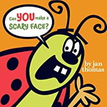 Can You Make a Scary Face by Jan Thomas