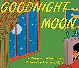 Goodnight Moon by Margaret Wise Brown illustrated by Clement Hurd