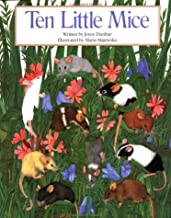 Ten Little Mice by Joyce Dunbar illustrated by Maria Majewska