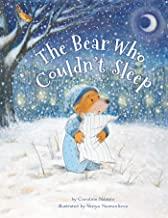 The Bear Who Couldn't Sleep by Caroline Nastro illustrated by Vanya Nastanlieva