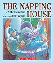The Napping House by Audrey Wood illustrated by Don Wood