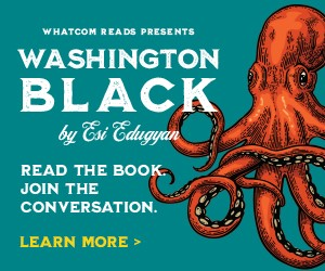 Washington Black ad featuring octopus