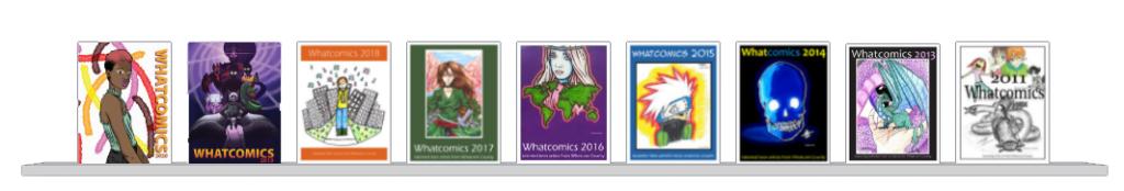image of Whatcomics publications