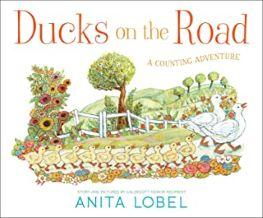Ducks on the Road by Anita Lobel