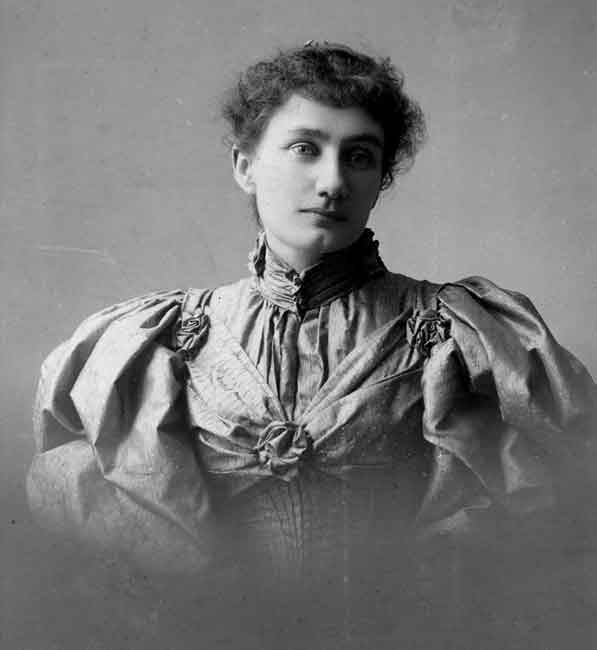Photo of Ella Higginson