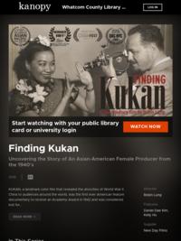 Finding Kukan movie