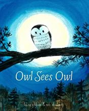 Owl Sees Owl by Laura Godwin illustrated by Rob Dunlavey