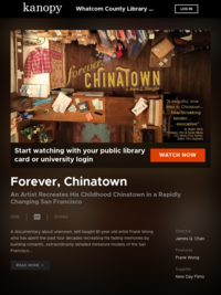 Forever, Chinatown movie