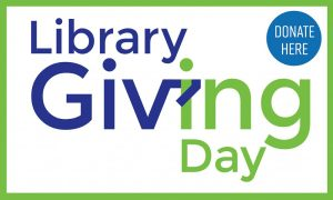 Library Giving Day logo