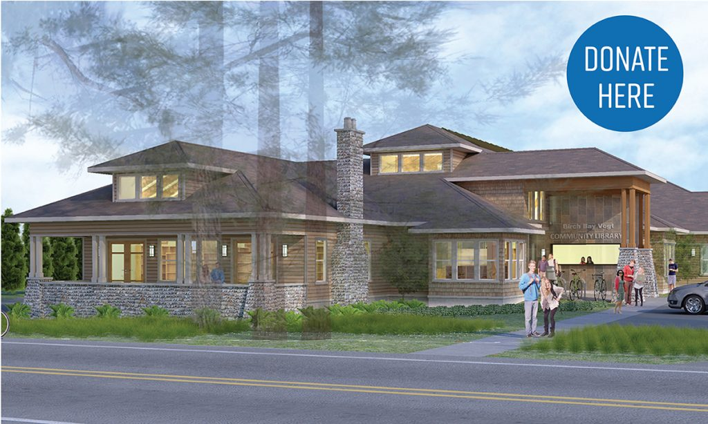 image of proposed birch bay library