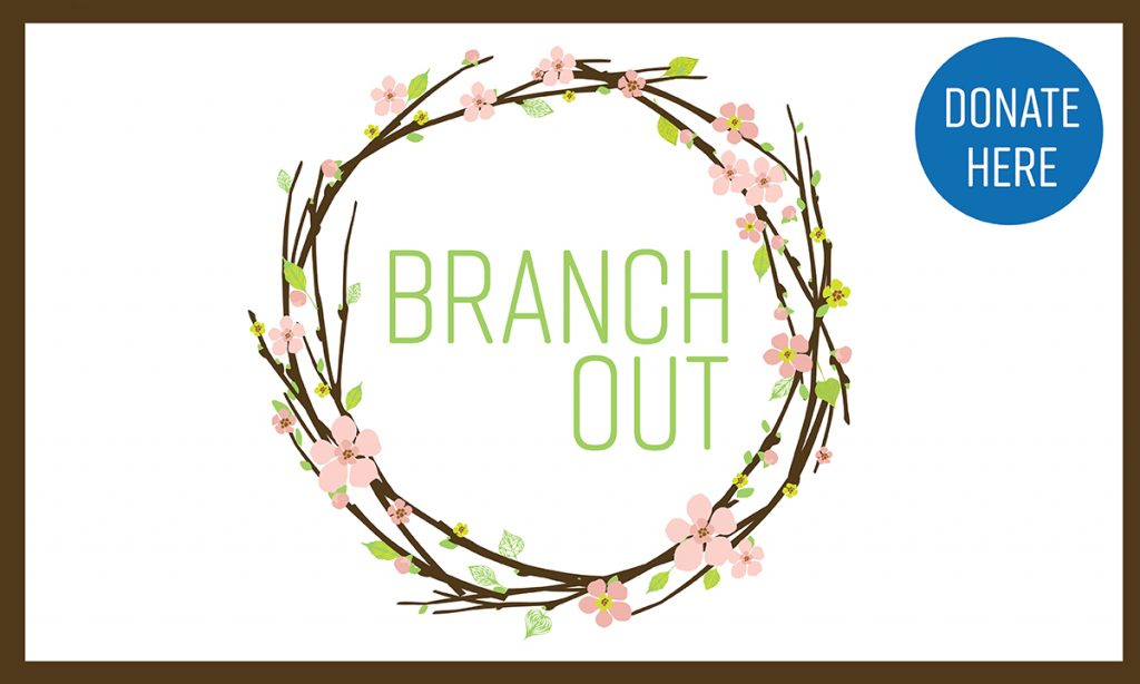Branch out logo