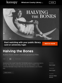 Halving the Bones movie