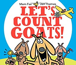 Let's Count Goats by Mem Fox illustrated by Jan Thomas
