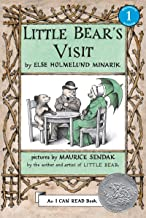 Little Bear's Visit by Else Holmelund Minarik illustrated by Maurice Sendak