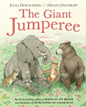 The Giant Jumparee by Julia Donaldson illustrated by Helen Oxenbury